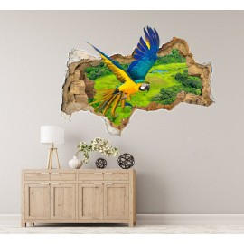 Parrot Decal