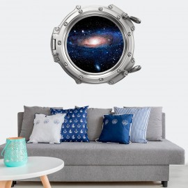 Space View Wall Decal